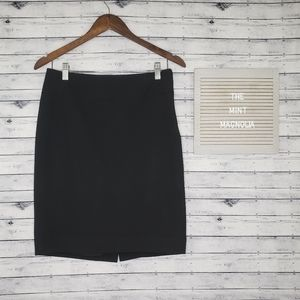 The Limited Classic Black Career Pencil Skirt